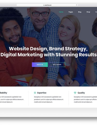 creative-business-website